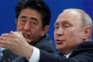 Tranh chấp lãnh thổ phủ bóng Hội nghị Thượng đỉnh Nga-Nhật
