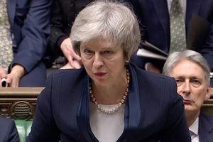 Thủ tướng May sắp công bố kế hoạch B về Brexit, nước Anh 'ngột ngạt'