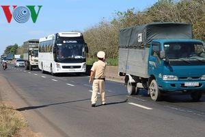 Lai Châu phát hiện 8 lái xe khách, 2 lái xe tải dương tính với ma túy