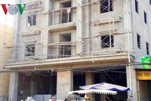 Tai nạn nghiêm trọng tại công trình xây nhà cao tầng làm 3 người chết