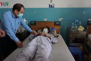 Lo ngại bệnh sởi lây từ TP HCM sang các tỉnh khác dịp Tết Nguyên đán
