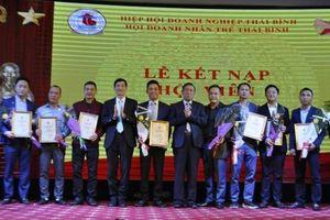 Hội Doanh nhân trẻ Thái Bình phải là điểm tựa cho các doanh nghiệp trẻ phát triển bền vững