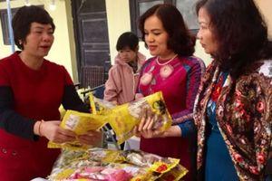 Tuần lễ Vàng giới thiệu sản phẩm của phụ nữ Thủ đô