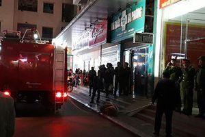 Hà Nội: Lại xảy ra cháy ở chung cư của 'đại gia điếu cày' khiến hàng nghìn người dân hoảng sợ