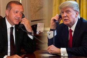 Căng thẳng Mỹ - Thổ Nhĩ Kỳ với vấn đề người Kurd