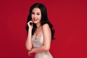 Lê Âu Ngân Anh tự tin trước vòng bán kết 'Hoa hậu Liên lục địa'