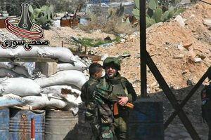 Quân đội Nga thu giữ kho vũ khí do Mỹ sản xuất ở nam Syria