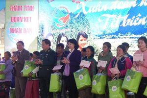 Phó Chủ tịch nước dự chương trình 'Xuân đoàn kết - Tết biên cương' tại Quảng Trị