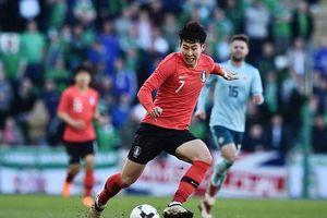 Hàn Quốc tự tin vào tứ kết với sự tăng cường của Son Heong-min
