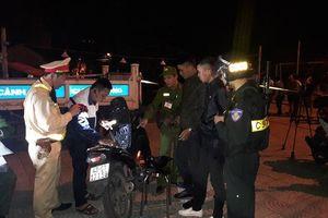 911 Đà Nẵng phát hiện 23 lái xe mô tô dương tính với ma túy