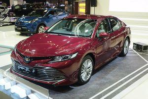 Toyota Camry 2019 sắp ra mắt Việt Nam, chuyển sang nhập khẩu?