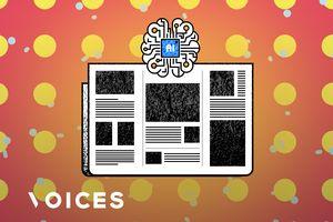Robot, trí tuệ nhân tạo đang đe dọa tương lai báo chí?