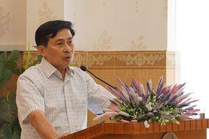 Để xảy ra gây rối, nguyên Giám đốc Công an Bình Thuận bị kiểm điểm