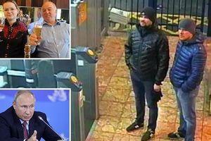EU tung trừng phạt mới vào Nga viện cớ vụ Skripal