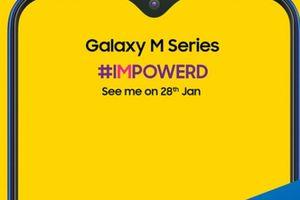 Samsung chính thức tung chip sử dụng cho Galaxy M