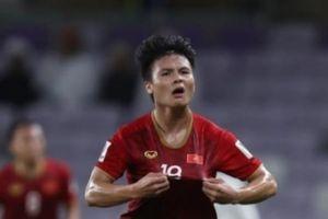 'Nhờ' CĐV Việt Nam, Quang Hải 'vô đối' tại Asian Cup 2019