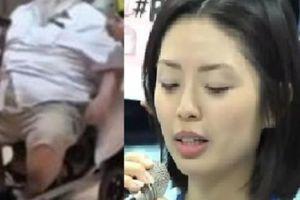 Nữ tiếp viên hàng không Đài Loan khổ sở vì bị khách ép lau 'chỗ hiểm'