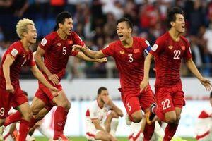 Nhìn lại những chỉ số 'khủng' đưa đội tuyển Việt Nam vào tứ kết Asian Cup
