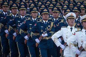Trung Quốc bất ngờ có thay đổi lớn trong quân đội