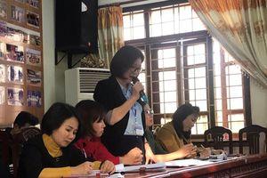 Mường Nhé, Điện Biên: Một số xã nguy cơ mất chuẩn phổ cập vì thiếu giáo viên