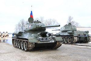 Lào tặng Nga xe tăng 75 năm vẫn chạy tốt