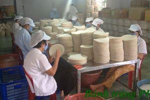 Làng nghề bánh tráng Phú Hòa Đông (Củ Chi, TP HCM): Nghịch lý 'có miếng nhưng không có tiếng'