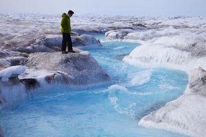 Băng tan tại Greenland đạt mốc 'cực điểm'