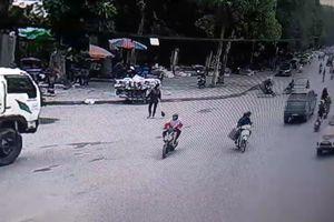 Công an Thanh Hóa lên tiếng vụ CSGT quăng lưới khiến học sinh bị thương
