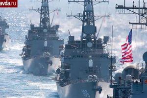 Mỹ đang thắt chặt 'thòng lọng' trên biển quanh nước Nga?