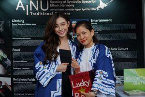 Tái hiện thế giới người Ainu, Hokkaido ở Việt Nam