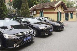 Bộ trưởng Y tế cấm cán bộ sử dụng xe ô tô công phục vụ việc riêng dịp Tết