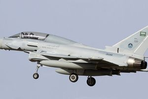 Nối gót Mỹ, Anh bất ngờ rút một nửa chiến đấu cơ khỏi chiến trường Syria