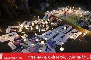 Thêm một nhà báo bị sát hại, vứt xác ở Mexico
