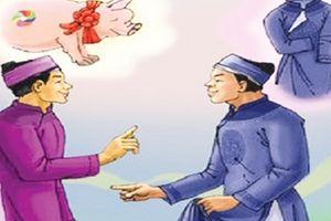 Truyện cười dân gian Việt Nam kể gì về chú ỉn?