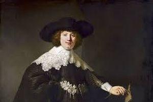 Phát hiện thành phần bí mật trong sắc màu tranh danh họa Rembrandt