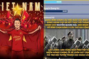 Vô đối trên mạng, fan Việt đề nghị tìm đội vô địch Asian Cup bằng bầu chọn online