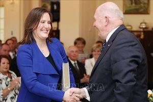 Nữ bộ trưởng Kelly O'Dwyer của Australia thông báo rút khỏi chính trường