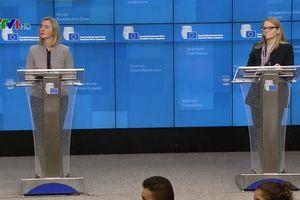 EU trừng phạt công dân Nga, Syria