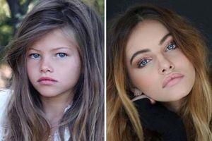 10 năm đổi thay của cô gái có gương mặt đẹp nhất thế giới