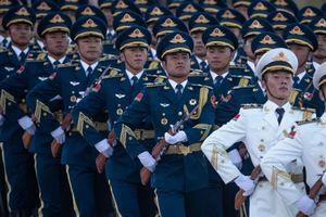 Quân đội Trung Quốc thay đổi cơ cấu chưa từng có trong lịch sử