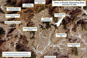 Mỹ tiết lộ căn cứ tên lửa mới của Triều Tiên