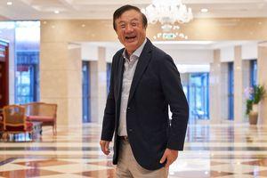 Nhà sáng lập 74 tuổi của Huawei là 'fan ruột' Apple và Steve Jobs