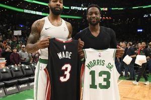 Kyrie Irving tỏa sáng, Boston Celtics phục hận trước Miami Heat