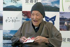 Cụ ông cao tuổi nhất thế giới qua đời ở tuổi 113