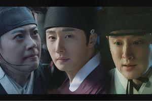 'Haechi': Tiết lộ tạo hình giả trai của Go Ara, 'chàng mỹ nam' khiến Hoàng tử Jung Il Woo và Kwon Yul rung động