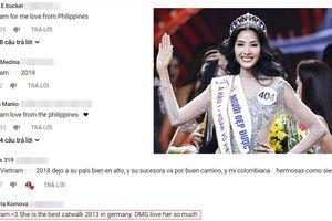 Hoàng Thùy bất ngờ 'đối đầu' với Hoa hậu Colombia tại Miss Universe: Nắm chắc Best Catwalk!