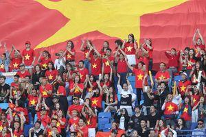 So găng sức nóng của đội tuyển Việt Nam và đội tuyển Nhật Bản trước ngày đại chiến tại Asian Cup 2019