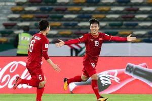 Quang Hải được bình chọn chơi hay nhất vòng bảng Asian Cup 2019