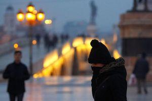 Ô nhiễm không khí bao trùm các thành phố, Macedonia thực hiện các biện pháp khẩn cấp