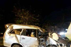 Tai nạn giao thông nghiêm trọng, 2 người bị thương nặng